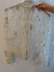 Paul & Joe Chantilly Lace Blouse