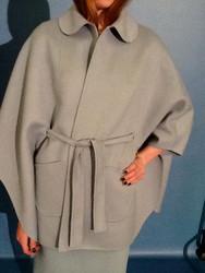 Luisa Beccaria Cashmere Kimono Jacket