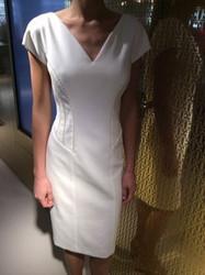 Escada White Dress