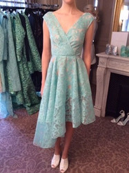 Christian Siriano Sleeveless Dress