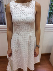 Tomaso Stefanelli White Dress