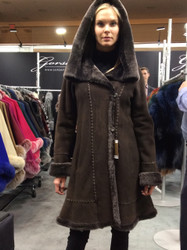 Gorski Coat With Hood