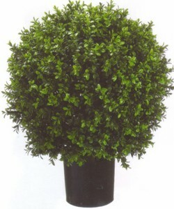outdoor artificial topiary trees potted 3 Ft Artificial Plants