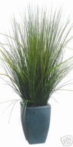 One 27 inch Artificial Grass Arrangement