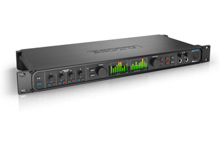 MOTU 8pre-es  24 x 28 Thunderbolt™ / USB audio interface with 8 mic preamps, DSP and networking