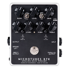 Darkglass Electronics - Microtubes B7K V2 Bass Preamp Pedal