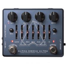 Darkglass Alpha Omega Ultra Dual Bass Preamp/OD Pedal