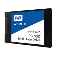 Western Digital WDS250G1B0A 250GB SATAIII Internal SSD Solid State Drive-Blue