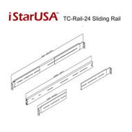 iStarUSA TC-RAIL-24 iStarUSAUSA 24inch Sliding Rails