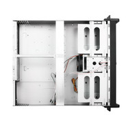 iStarUSA D-200SE-BK KIT- 2U IPC Case SE Black