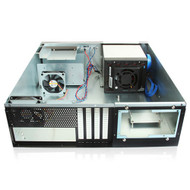 iStarUSA D-340HB-DT 3U mATX 4x3.5-lnch Bay Hotswap Chassis - Silver