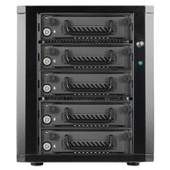 iStarUSA DAGE540TG5-PM 5Bay SATAIII eSATA-Port Multiplier Hotswap Enclosures