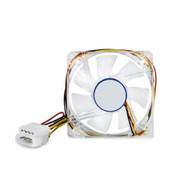 iStarUSA DD-FAN8025-AP3P 80mm Fan 3-Pin with Molex Adapter