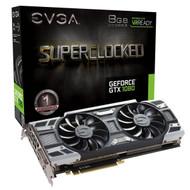 EVGA 08G-P4-6183-KR GeForce GTX 1080 SC GAMING ACX 3.0, 8GB GDDR5X, LED, DX12 OSD Support (PXOC) Graphics Card