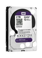 Western Digital WD20PURZ WD Purple 2TB 5400 RPM Class SATA 6 Gb/s 64MB Cache 3.5 Inch