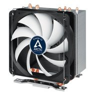 Arctic Cooling ACFRE00028A Freezer 33 Semi Passive CPU Tower Cooler with 120 mm PWM Fan for Intel 115X/2011-3 & AMD AM4 German Semi Passive Fan Controller PWM Sharing Technology PST