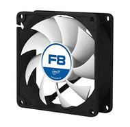 Arctic F8 - Value pack 80mm Standard Low Noise Case Fan Cooling, 5 Pack …
