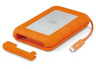 LaCie Rugged Thunderbolt and USB 3.0 1TB Portable Hard Drive STEV1000400 …