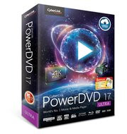 Cyberlink DVD-EH00-RPU0-00 PowerDVD 17 Ultra