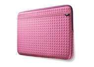 LaCie Formoa 3.5-Inch Portable Hard Drive and 10.2-Inch Netbook Carrying Case 130949 (Pink) …