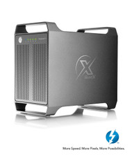 Thunder3 Quad X - Enclosure Only (MacOS and Windows Certified)