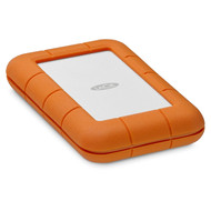 LaCie Rugged Thunderbolt USB-C 1TB SSD Portable Hard Drive (STFS1000401) …