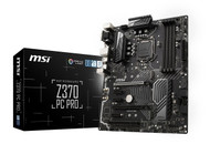 MSI Z370 PC PRO Series Motherboard Intel Coffee Lake LGA 1151 VR Ready 64GB DDR4 CFX ATX