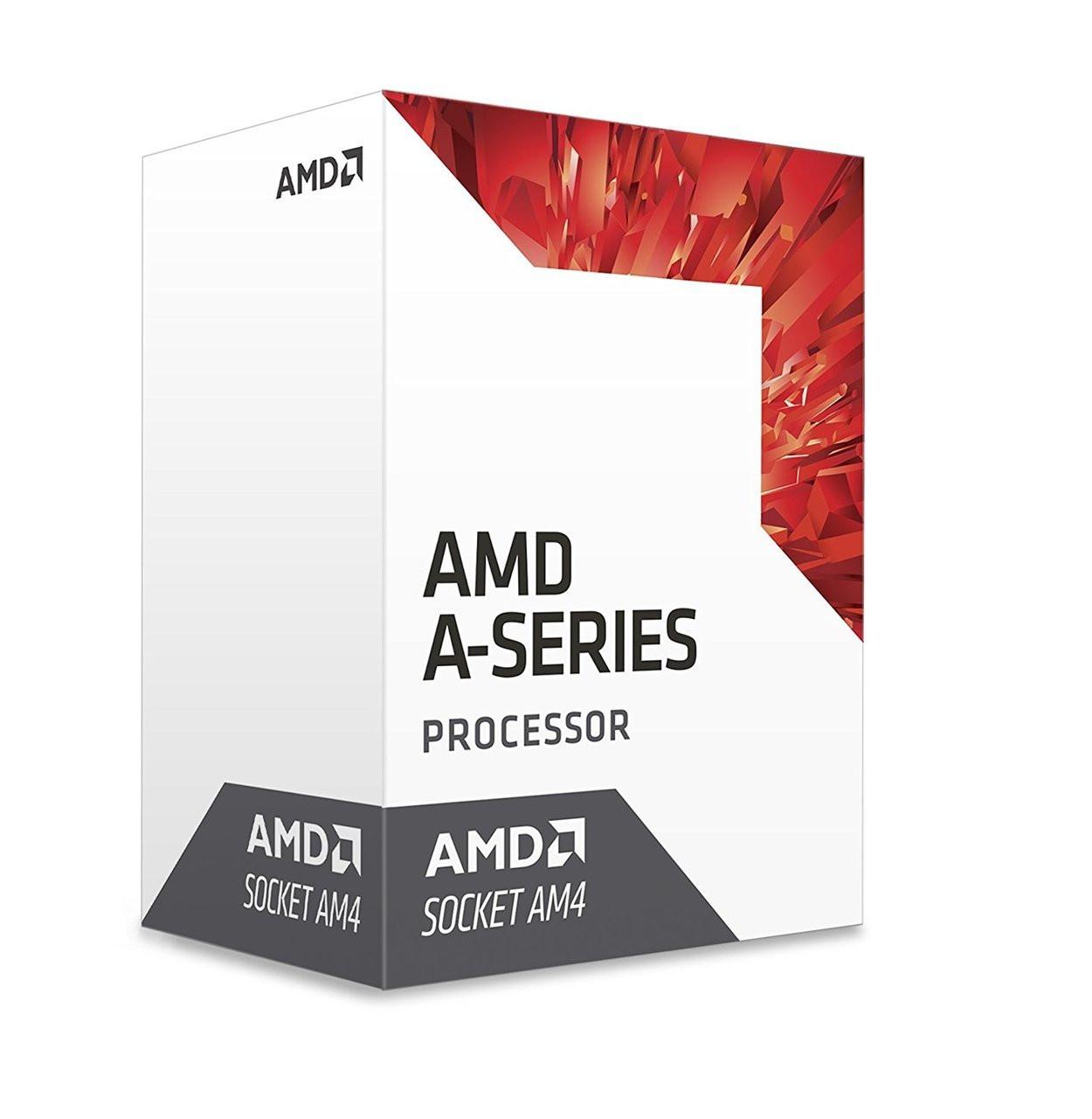 Amd Fd6300wmhkbox Fx 6300 6 Core Processor Black Edition Box Ad9700agabbox A10 9700 4 350 Ghz Socket Am4