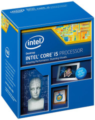 Intel BX80646I54460 Core i5-4460 3.2GHz Quad-Core LGA 1150 CPU Processor