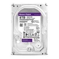 """Western Digital WD81PURZ Bare Drives WD Purple 8TB Surveillance 5400 RPM Class SATA 6 GB/S 256MB Cache 3.5"""" Internal Hard Drive"""