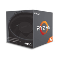 AMD YD2600BBAFBOX Ryzen 5 2600 Processor with Wraith Stealth Cooler