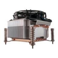 Dynatron G555 2U Top Down Fan CPU Cooler for Intel Socket 1366