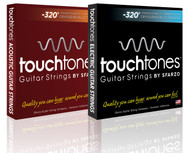 TOUCHTONES BASS-  by Sfarzo Strings  -  CRYOGENIC FROZEN DURABILITY   LONGEVITY