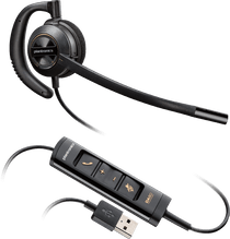 Plantronics EncorePro HW535 USB NC Headset (203446-01)