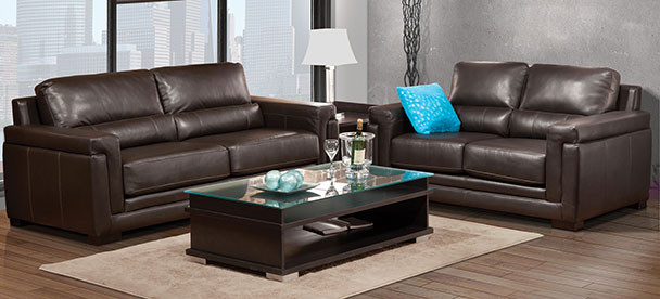 Jaymar Marsala line also has sofas, loveseat, ottomans, chairs, and sectionals available!