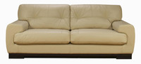 Jaymar Porto Apartment Sofa is available in high quality leather, fabric, or microfiber.