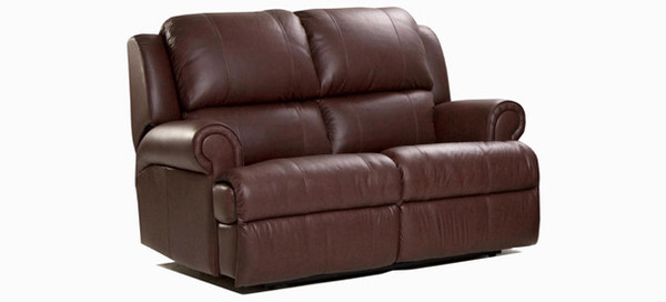Jaymar 39801 Reclining Loveseat is available in high quality leather, fabric, or microfiber.