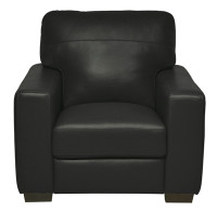 Luke Leather Timothy Chair