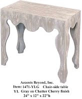 Accents Beyond | Table | 1471-YLG