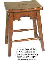 Accents Beyond | Pair of stools | 1494-C