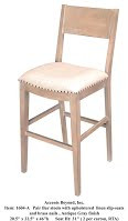 Accents Beyond | Pair of stools | 1604-A