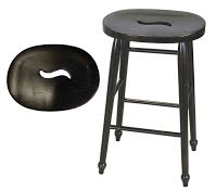 Accents Beyond | Bar stool | 2419-B