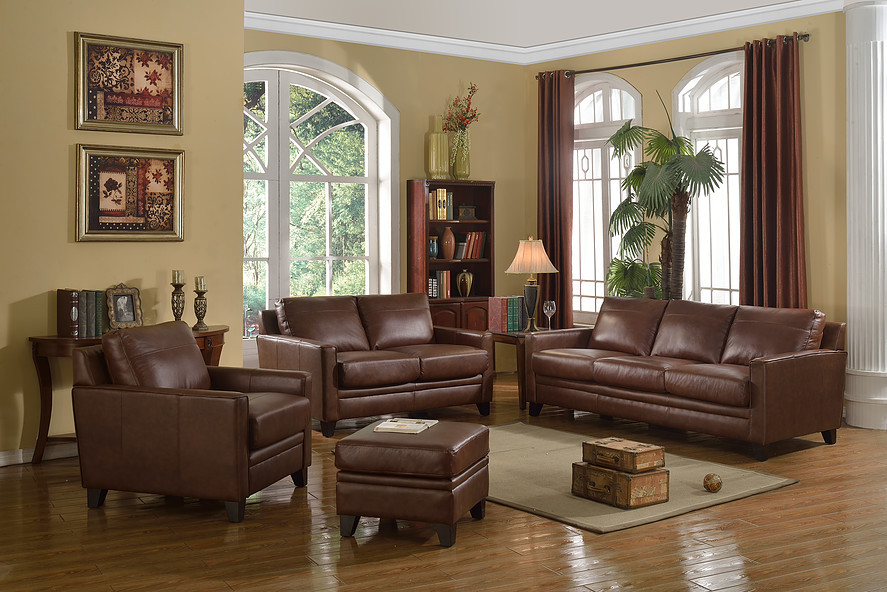 Leather Italia USA Fletcher Collection 6287
