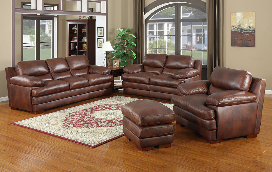 Leather Italia USA Baron Collection