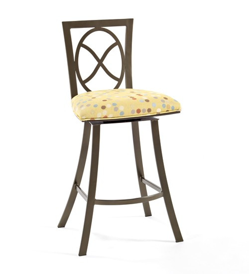 Direct Furniture Center Johnston Casuals Helena Bar Stool