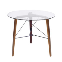Lumisource | Trilogy Table | TB-TRILO WL