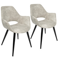 Lumisource   Mustang Chair   CH-MSTNG BG2
