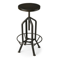 Butler Specialty Furniture | Hampton Iron Revolving Bar Stool | Bs2883025
