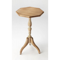 Butler Specialty Furniture | Archambault Driftwood Octagonal Pedestal Table | Bs3513247