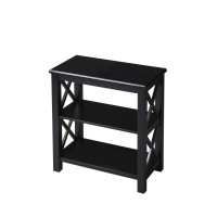 Butler Specialty Furniture | Vance Black Licorice Bookcase | Bs4105111